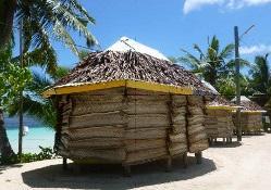 Kathryn Hopkinson  -  Lesgeven in Samoa