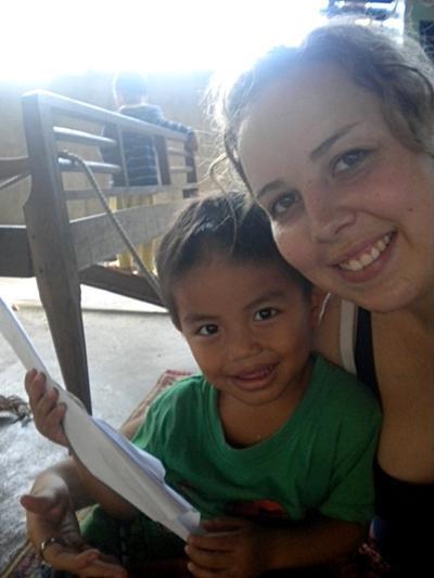 Ervaringsverhaal van Laura van Rooy
