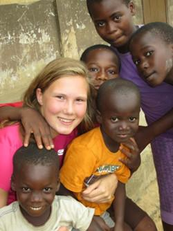 Lotte De Vet - 4 Week Special Care & Community in Ghana