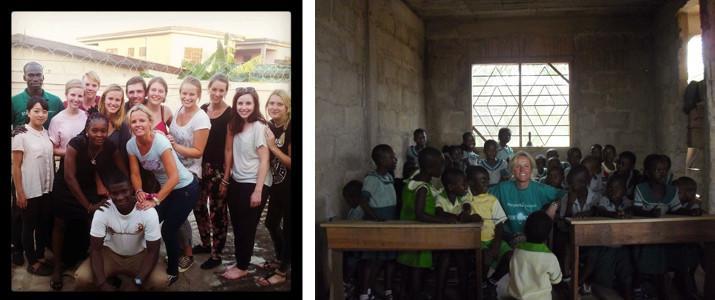 Marian Visser Public Health Project in Ghana