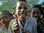 Kinderen in Sri Lanka