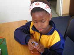 Lesgeef projecten in Zuid-Afrika