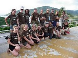 Natuurbehoud (duiken) in Thailand Marlou Meijer zu Schlochtern