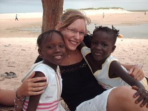 Sociaal project in Senegal