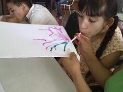 vrijwilligerswerk project Mexico, Nina van Veen