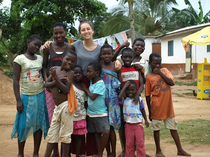 4 Week Special Care & Community in Ghana