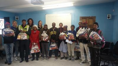 Petra Eissens - Gezondheidszorg, Voeding Project, Zuid-Afrika