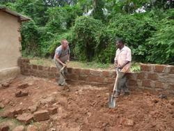 Bouwproject Ghana