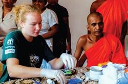 Rianne Danenberg - Sri Lanka