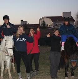 Spaanse cursus en paarden therapie in Argentinië door Robyn Klijn