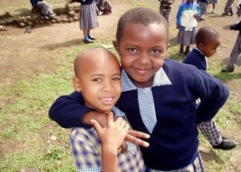 De reis naar Tanzania voor het sociale project