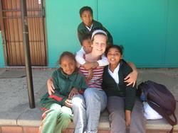 De ervaring van Sharon van der Meer op het lesgeef project in Zuid-Afrika