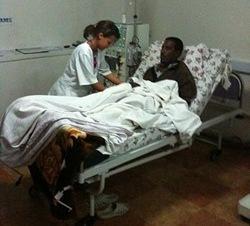 Wytze Aalders, Medisch project in Ethiopië