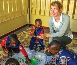 Barn & Ungdom i Senegal
