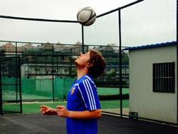Fotball i Kina